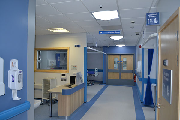 Good Hope Hospital, Sutton Coldfield New Acute Medical Unit